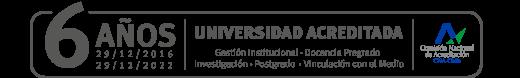 Universidad Acreditada 6 Años